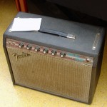 vintage guitar show oldenburg 2010 - a fender princeton reverb silverface for 800 Euros