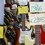 vintage guitar show oldenburg 2010 - fender stratocaster 1966