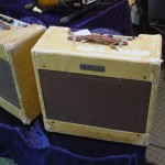 vintage guitar show oldenburg 2010 - fender wide panel tweed deluxe from 1952