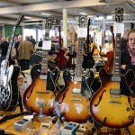 vintage guitar show veenendaal march 2011 - a nice bunch of vintage gibson guitars