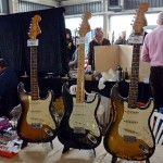 vintage guitar show veenendaal march 2011 - fender stratocaster 1974, 1973 and 966