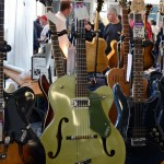 vintage guitar show veenendaal march 2011 - gretsch anniversary from 1962