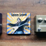 lance lopez altar - browntone hoochee mama and oxfuzz germanium NKT 274