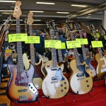 vintage guitar show veenendaal march 2011 - a nice bunch of vintage guitars from sweden