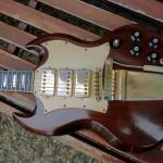 gibson sg custom 1969 - body
