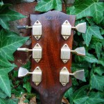 gibson sg custom 1969 - headstock back