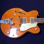 gretsch chet atkins 1964 - body