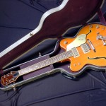 gretsch chet atkins 1964 - grey case