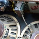 fender super amp 1962 brown 6G4-A - output transformer