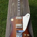 gibson firebird V 1972 medallion