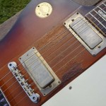 gibson firebird V 1972 medallion - pickups