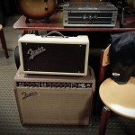 vintage guitar show oldenburg 2013 - my old fender super amp 1962 now has a happy new home