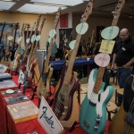 vintage guitar show oldenburg 2013 - an awesome collection of early fender precison basses