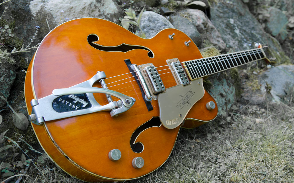 gretsch chet atkins 6120 from 1959